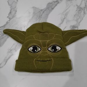 Yoda Star Wars Beanie Hat Kids Girls Boys Unisex S